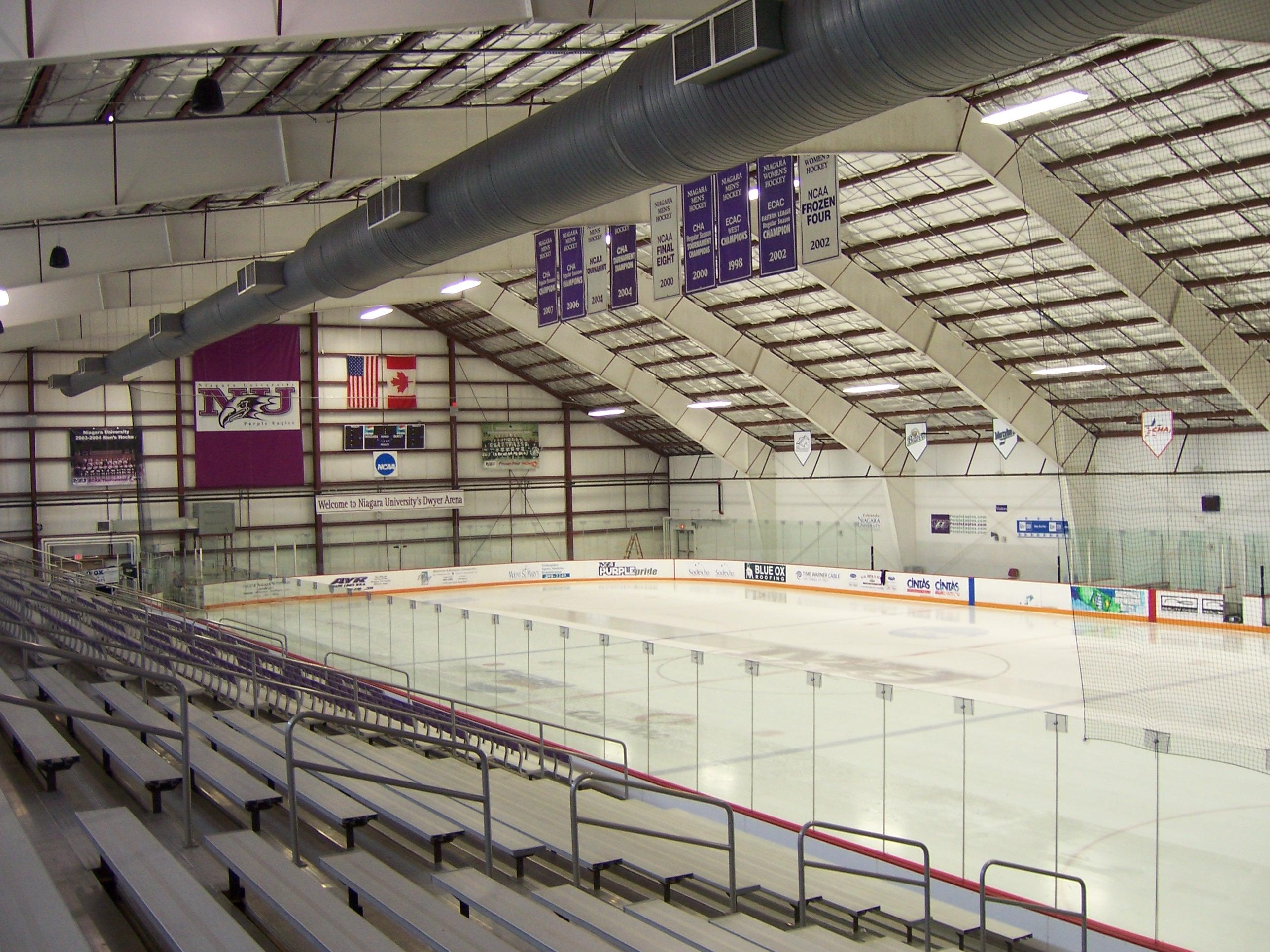 Dwyer Arena - Wikipedia