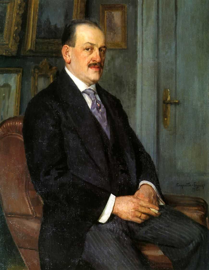 Николай Богданов-Белски – Уикипедия