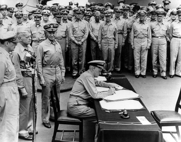 World War Ii Japanese Surrender