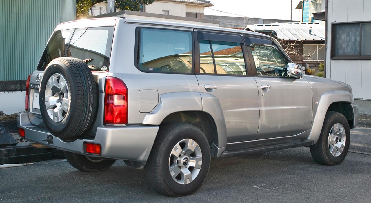 Image:Nissan Safari Y61 002
