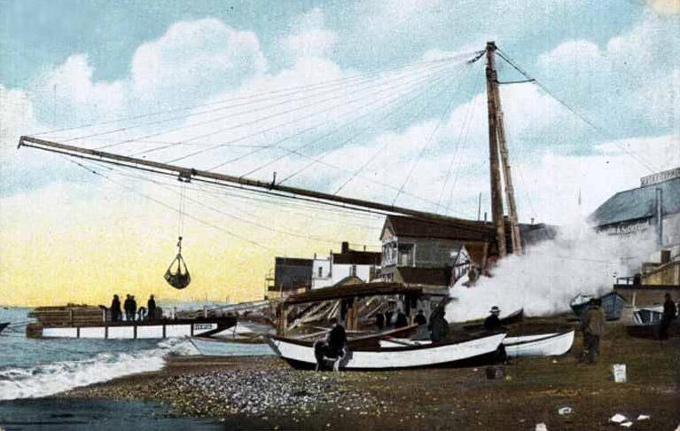 file nome harbour cran 1901 jpg wikimedia commons