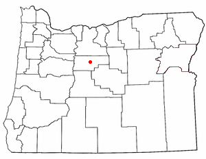 Loko di Madras, Oregon