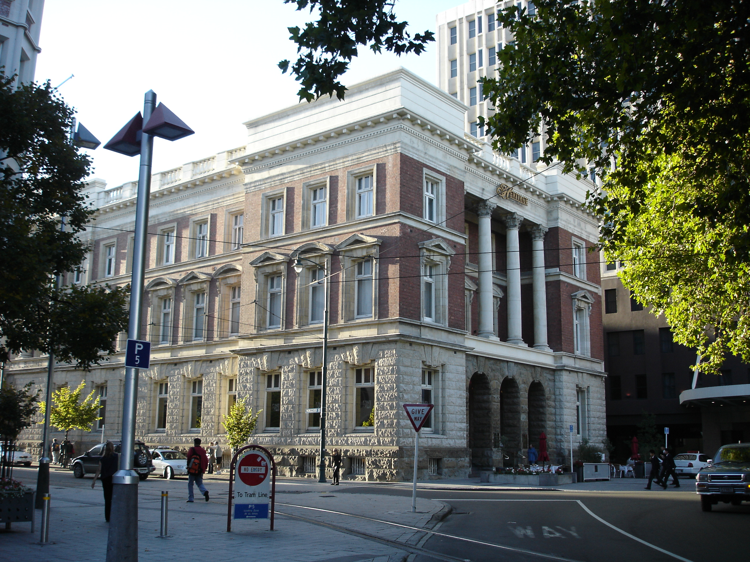 Heritage Hotel New Zealand Christchurch