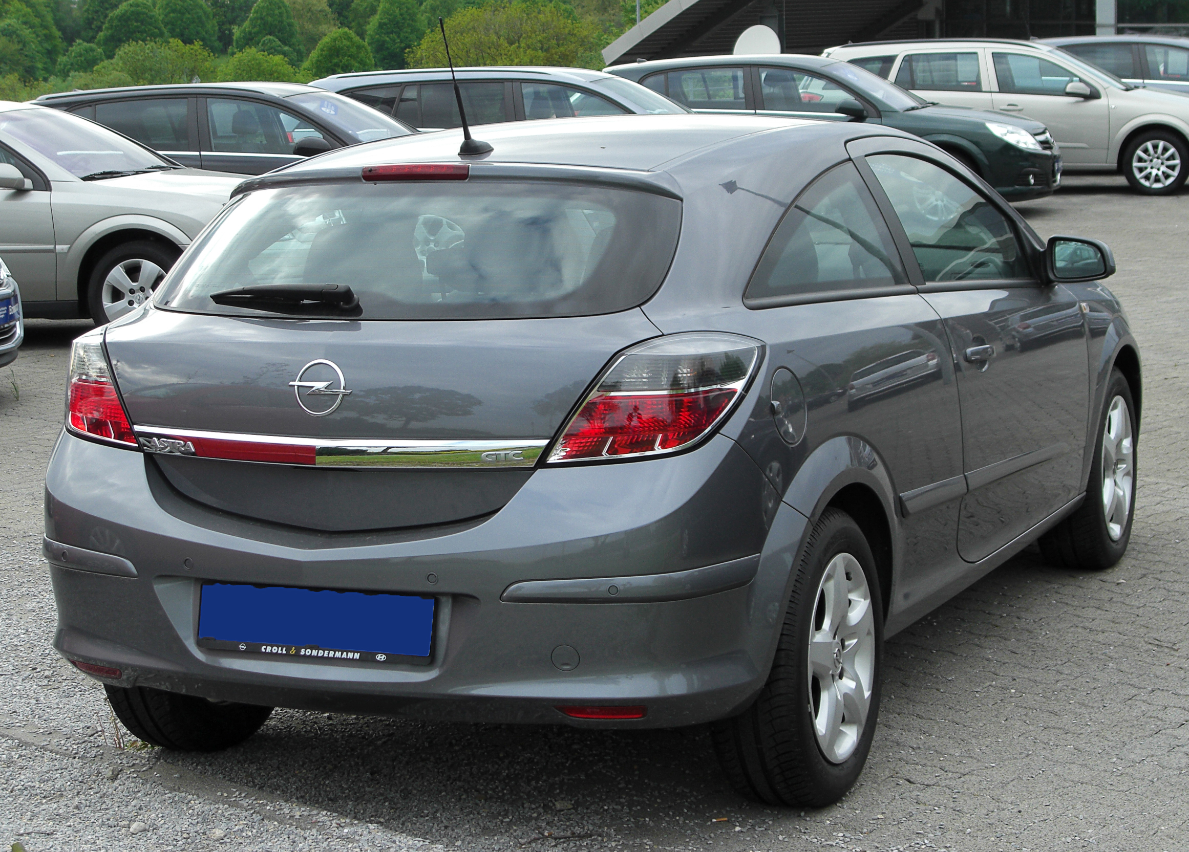 file opel astra h gtc 1 7 cdti catch me now facelift rear. Black Bedroom Furniture Sets. Home Design Ideas