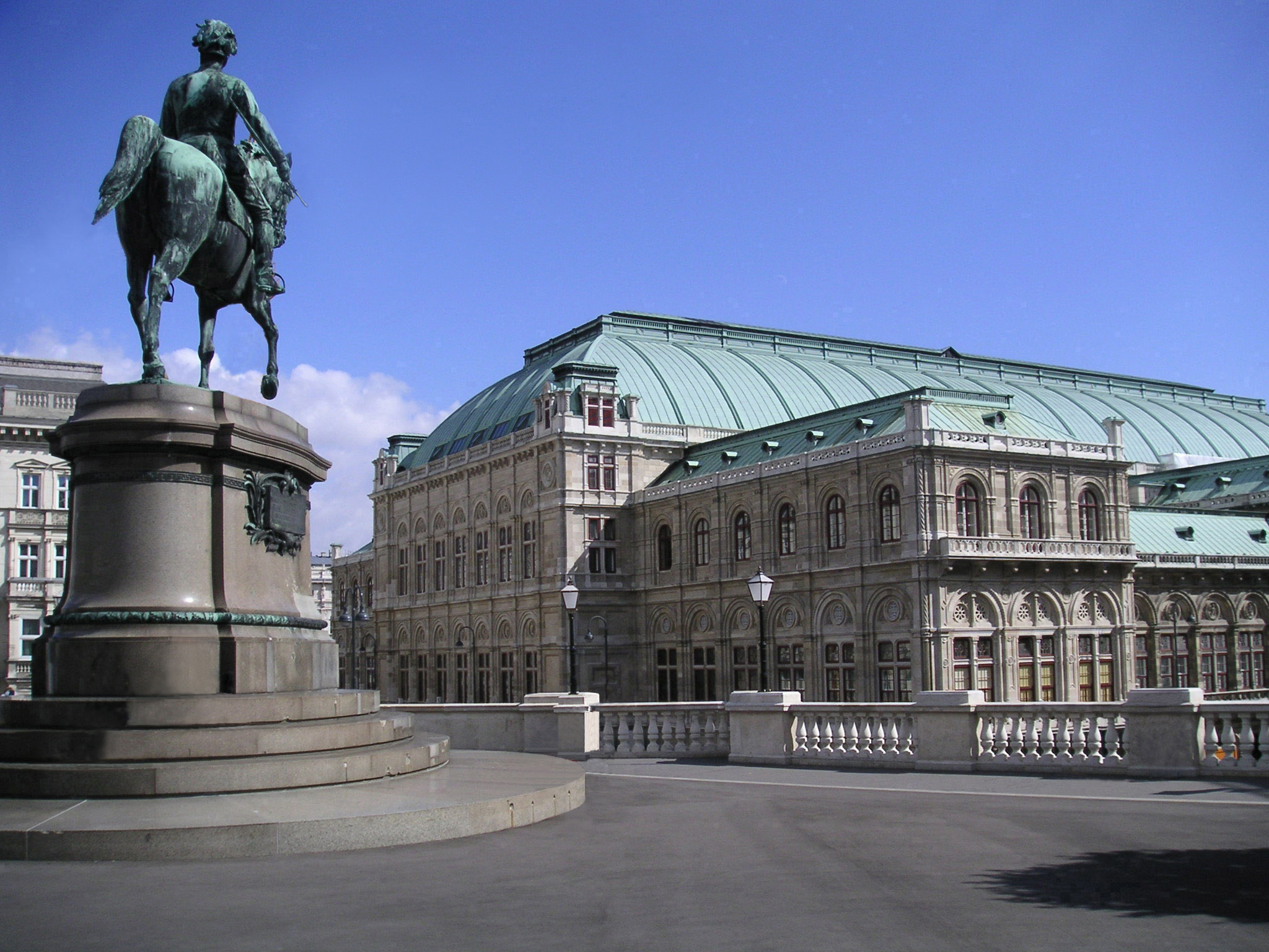 Vienna Austria  city photos gallery : Opera Vienna Austria 2005 Wikimedia Commons