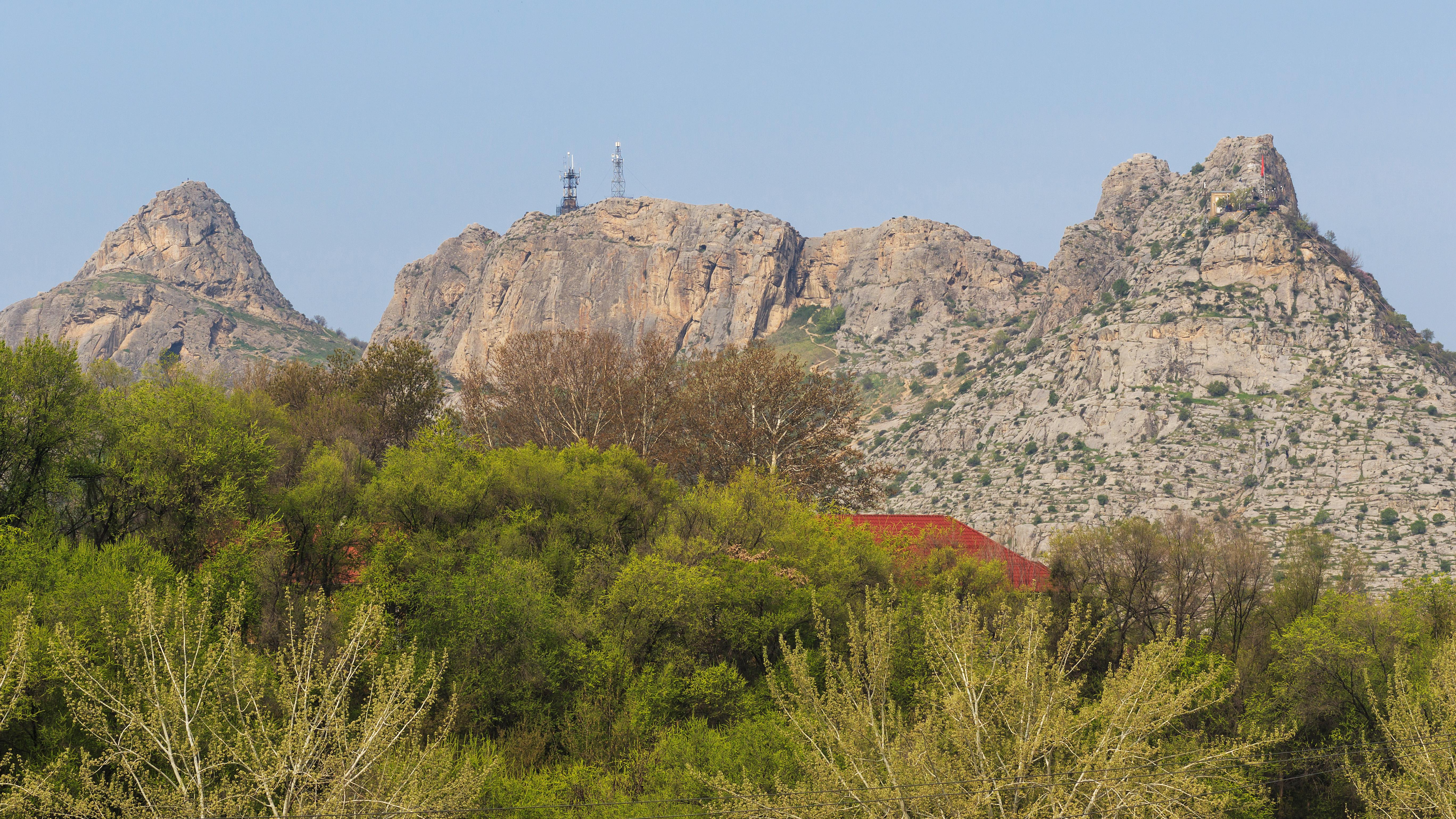 הר סולימאן
