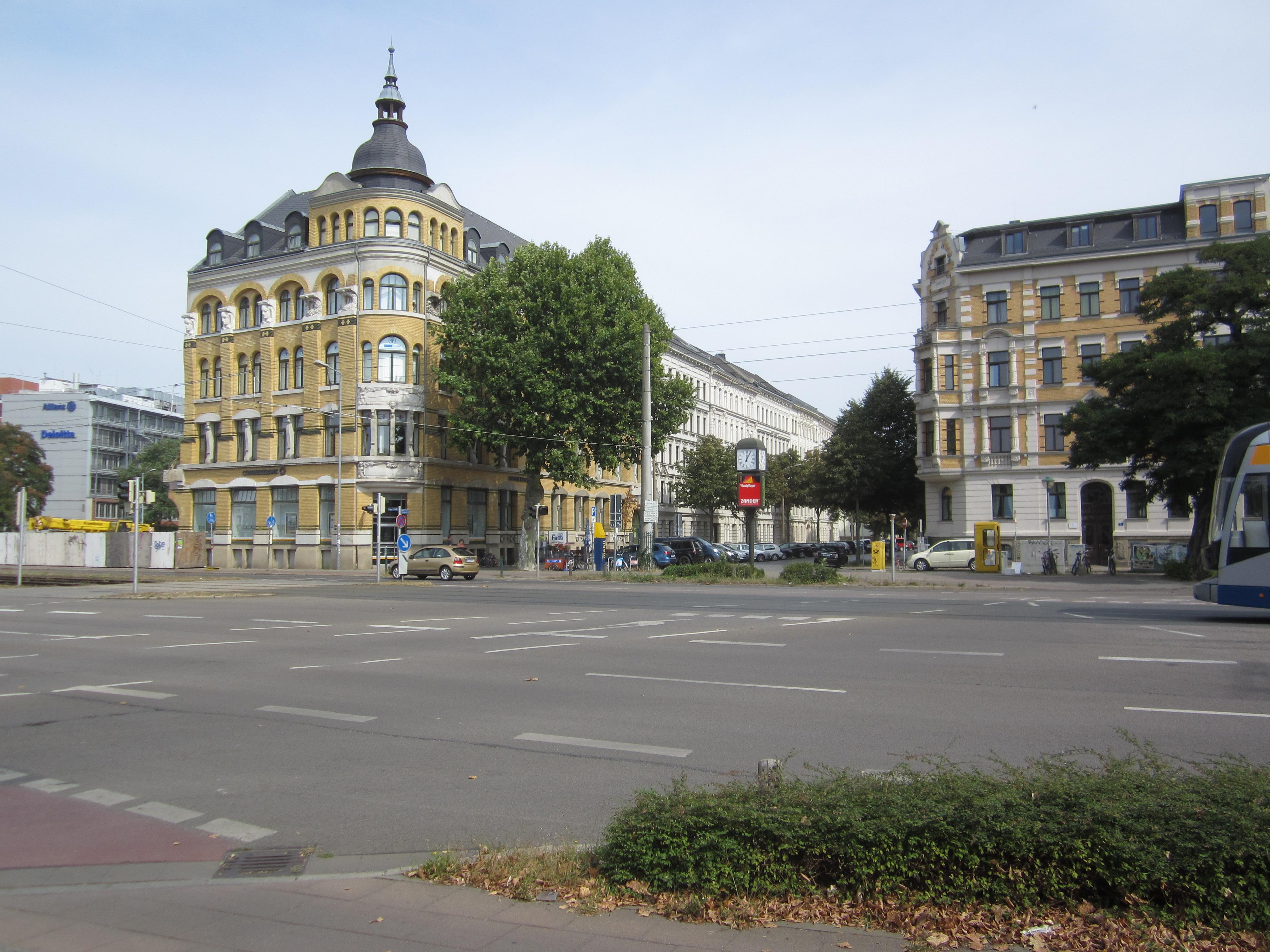 Ostplatz Leipzig file ostplatz leipzig 2016 003 jpg wikimedia commons