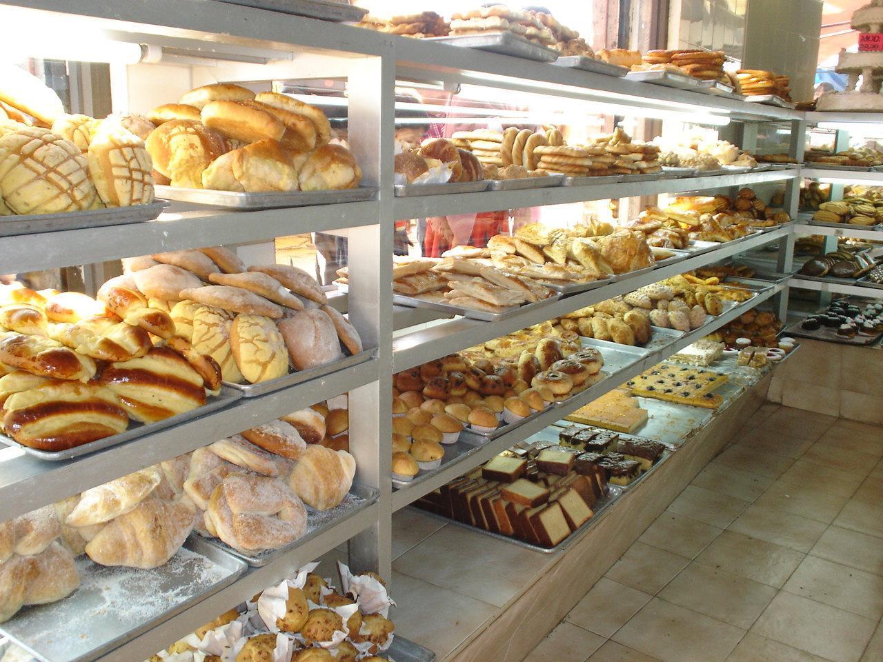 Mexican Sweet Bread Bakery