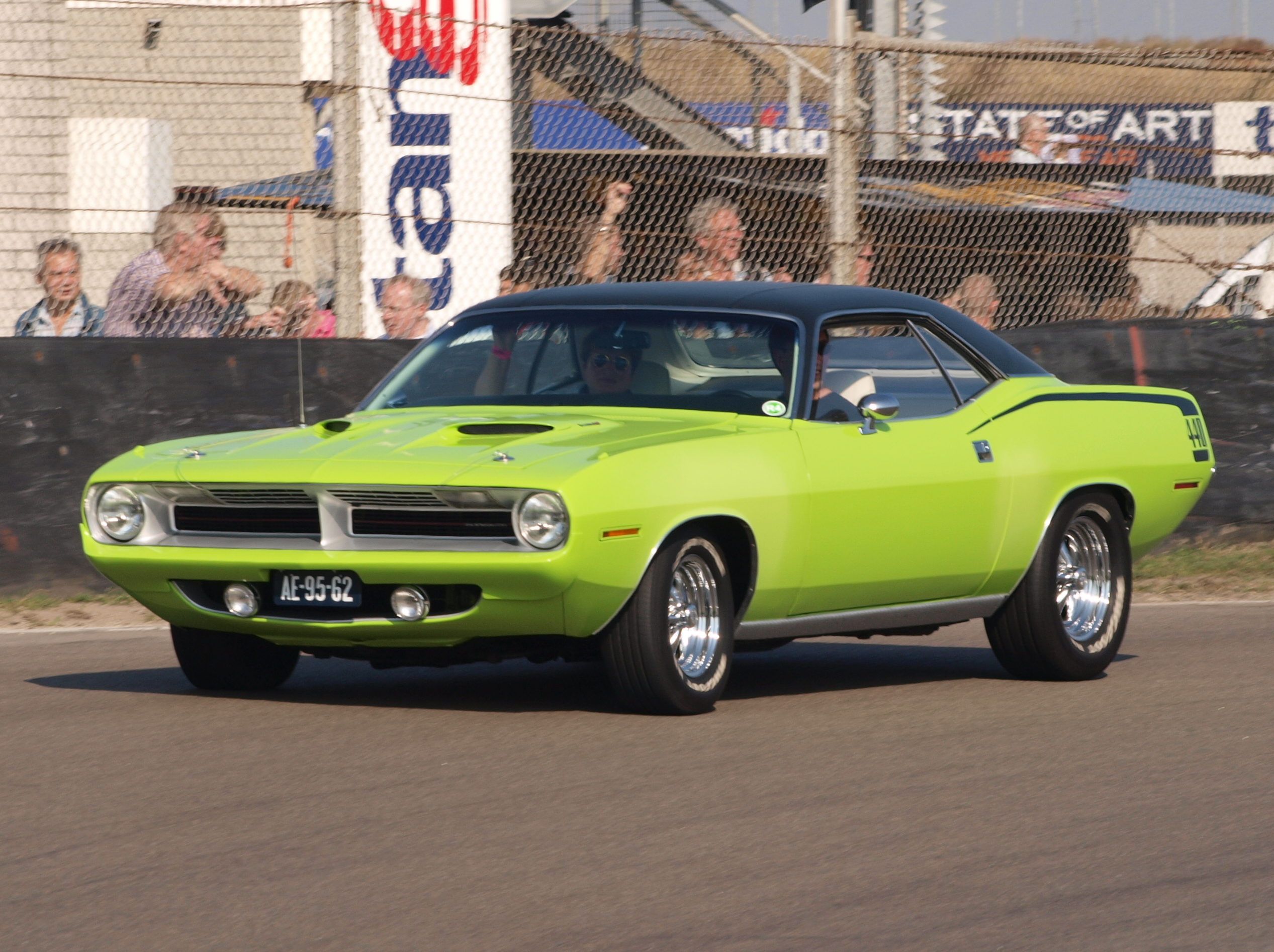 The 1970 Plymouth Barracuda is a two door muscle car ... & 15 Best American Classic Muscle Cars of All Time - RankRed markmcfarlin.com