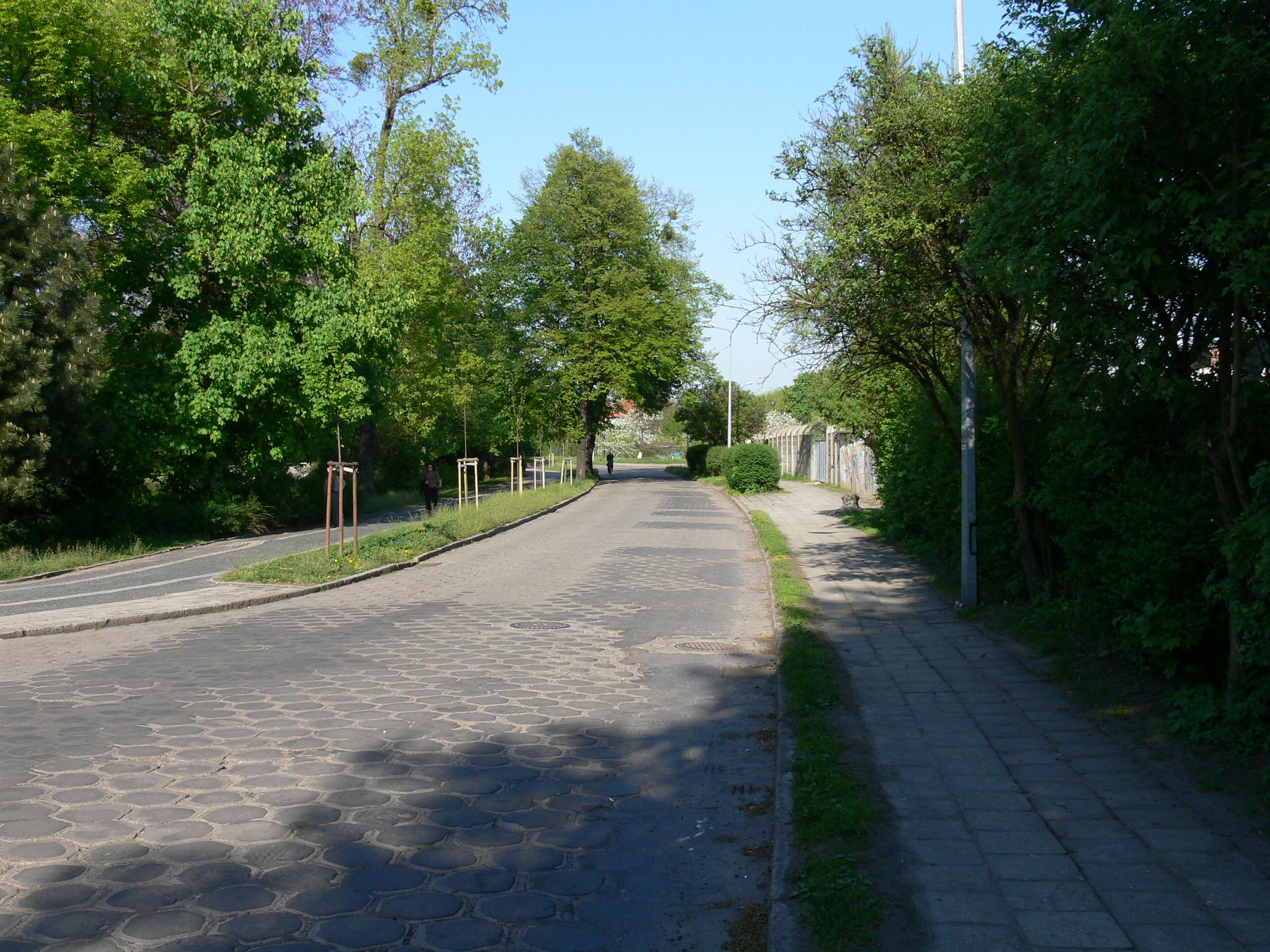 Ulica gen. Józefa Bema w Raciborzu