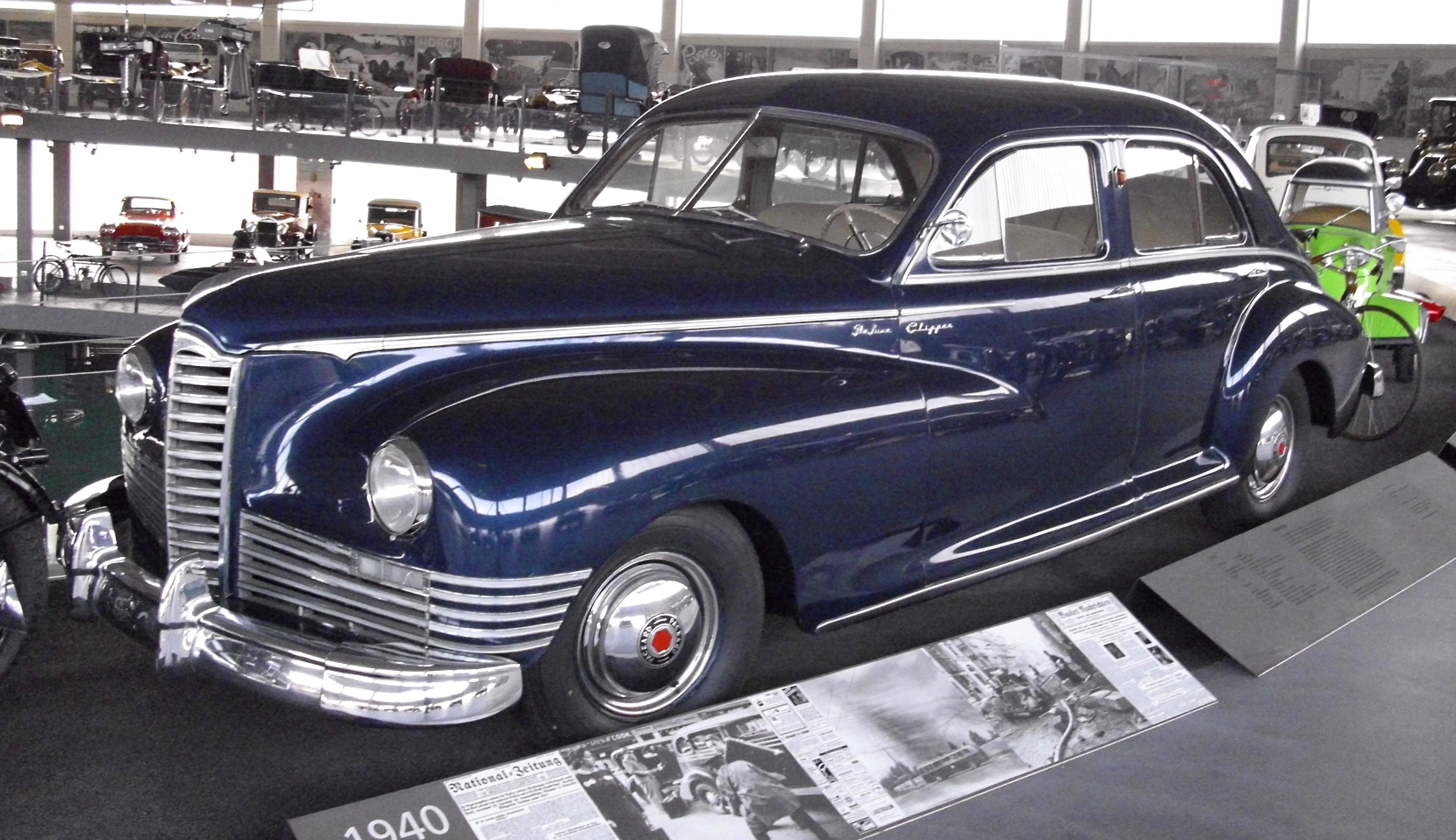 File:Packard Clipper Eight Deluxe Touring Sedan Model 2111 1947.JPG