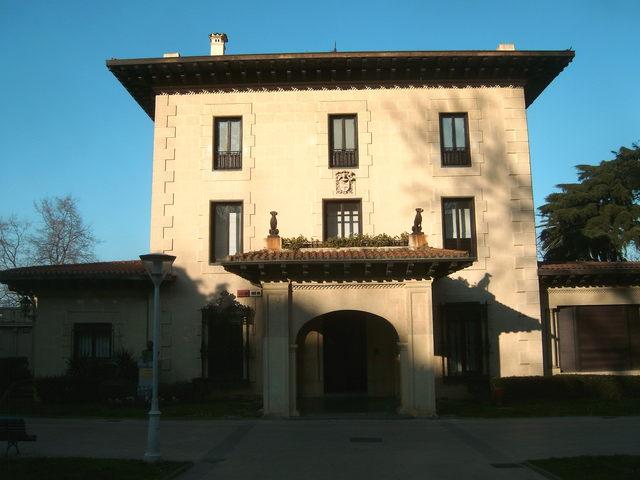 Palacio lexarza wikipedia la enciclopedia libre for El jardin portugalete