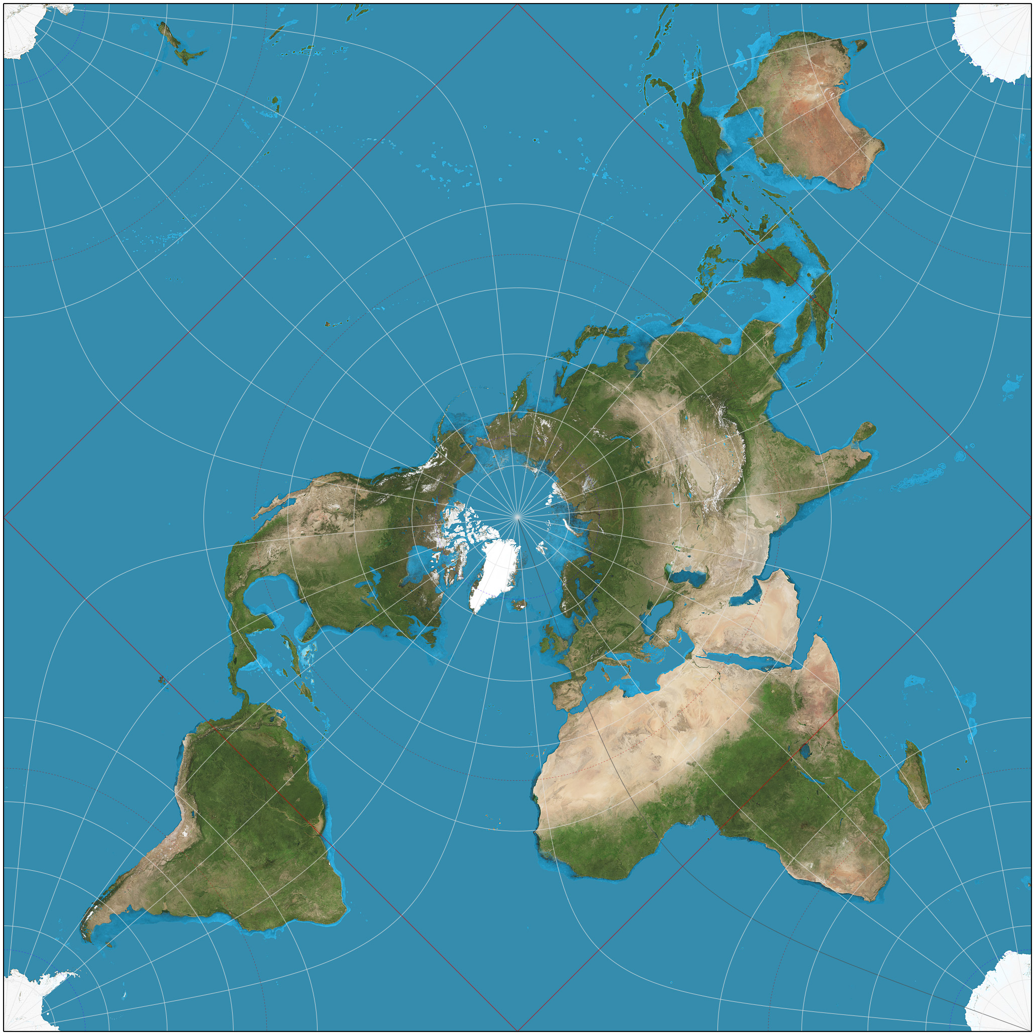 Peirce quincuncial projection - Wikipedia on model of map, set of map, photography of map, drawing of map, map of map, animation of map, texture of map, element of map, depression of map, shape of map, scale of map, type of map, view of map, orientation of map,