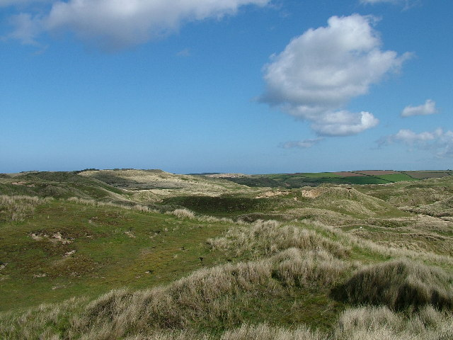 Penhale Sands - geograph.org.uk - 12028