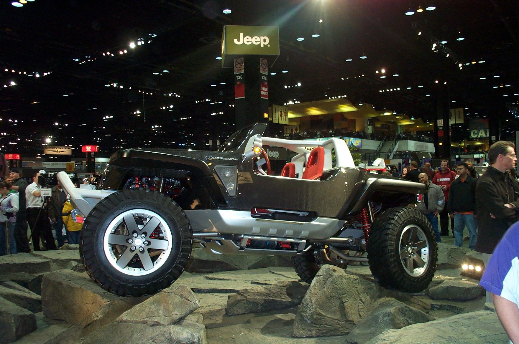 4X4 Off Road >> Jeep Hurricane - Wikipedia