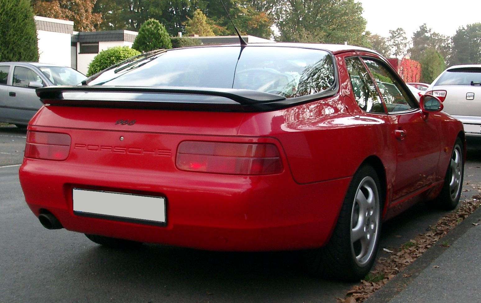 file:porsche 968 rear 20071004 - wikimedia commons