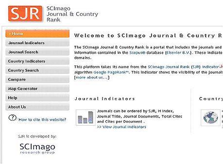 SCImago Journal Rank - Wikipedia