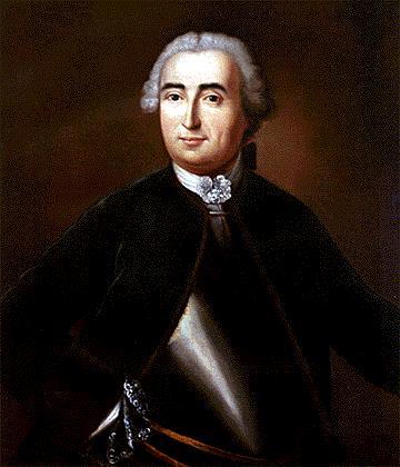 Portrait of Montcalm