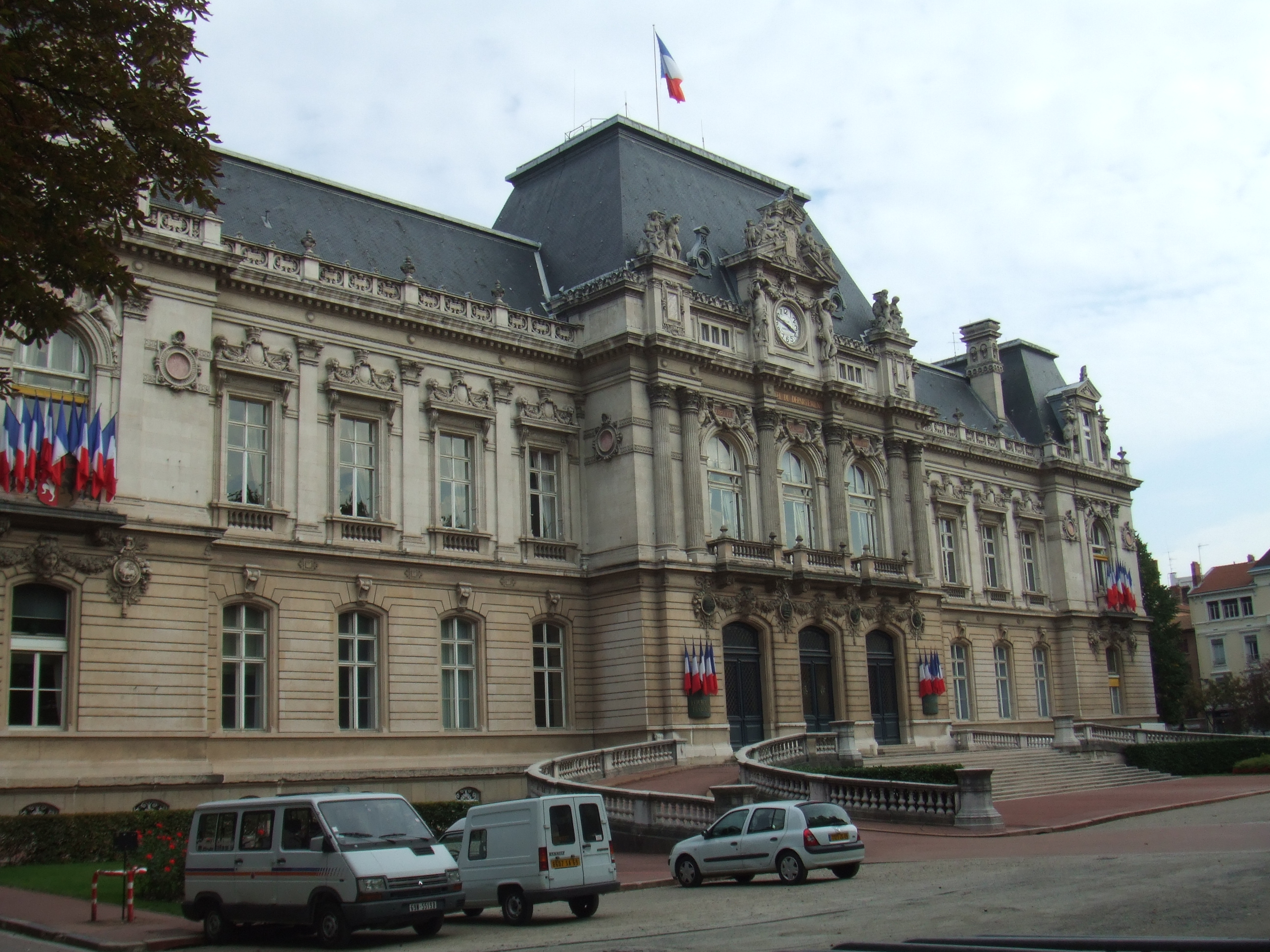 Location Hotel Lyon