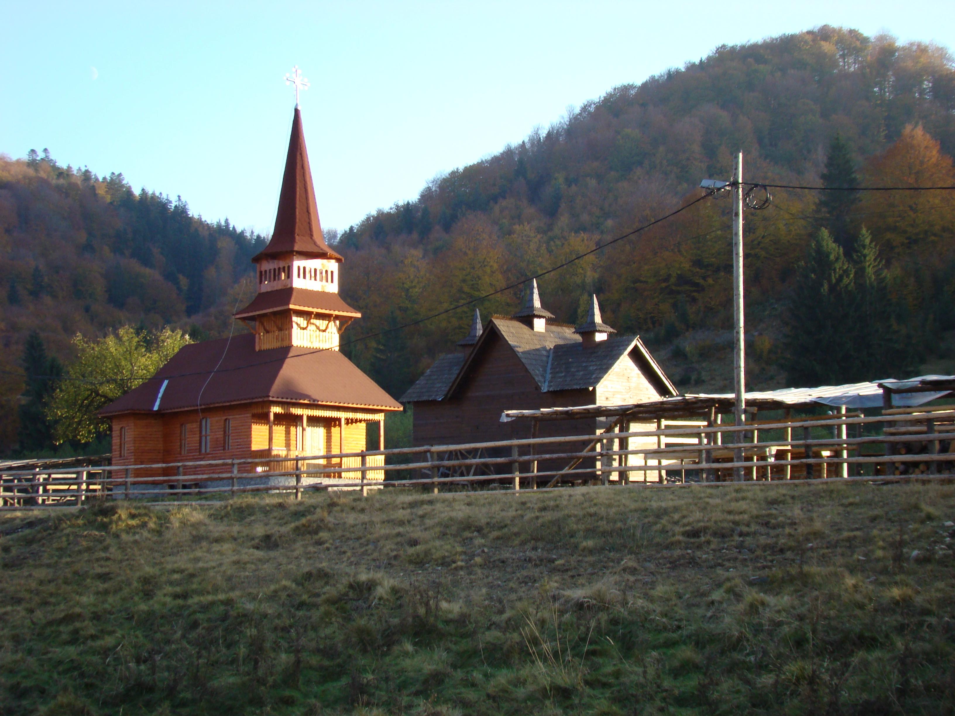Ibănești-Pădure, Mureș