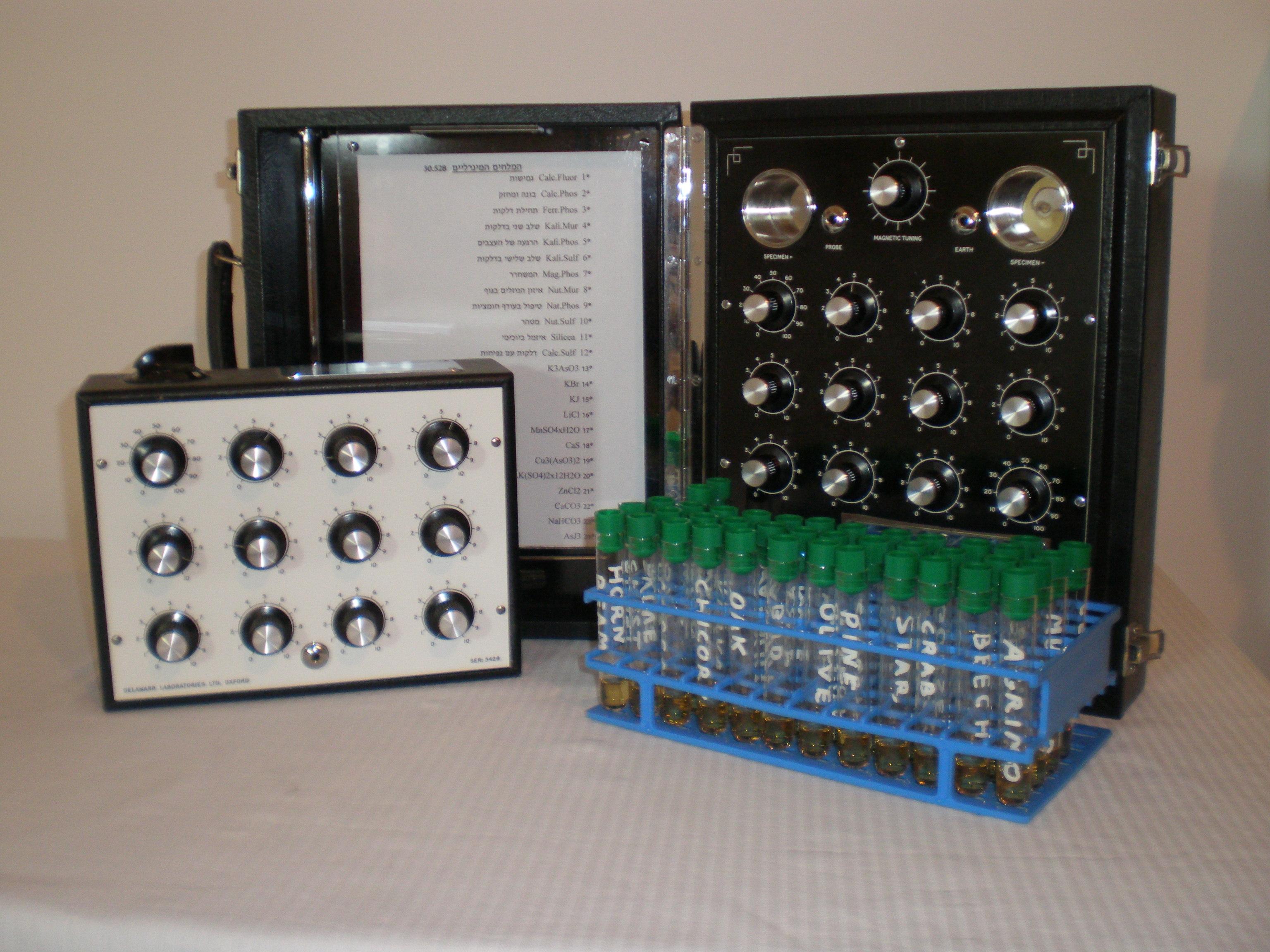 Radionics box