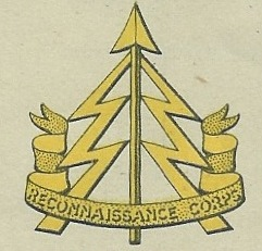 Cap badge of the Reconnaissance Corps, 1941 Recce Corps.jpg