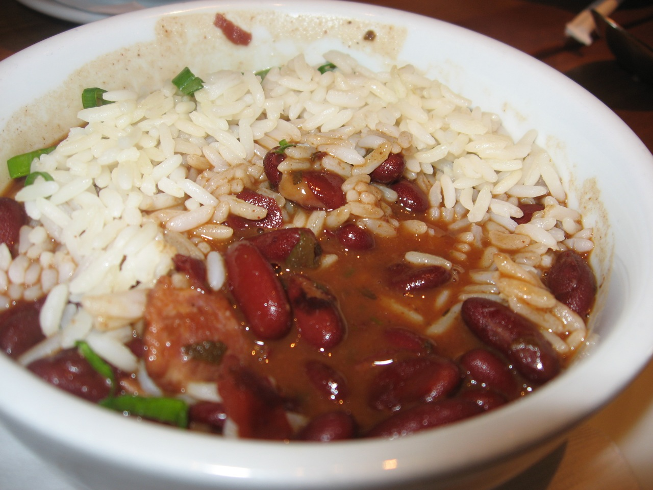 Red Beans And Rice Recipe — Dishmaps