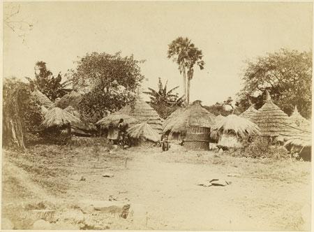 File:Richard Buchta - Acholi village.jpg