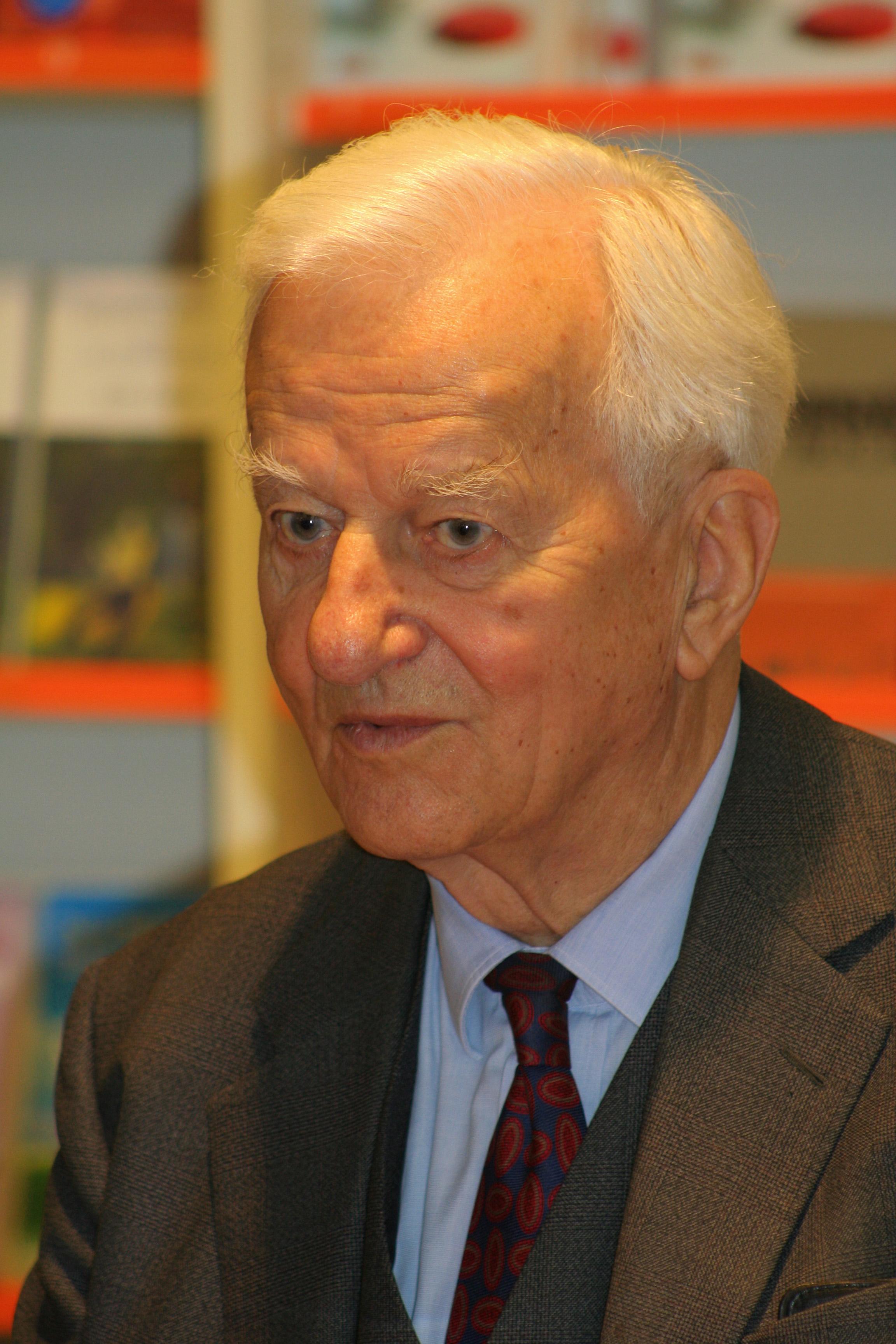 Richard von Weizsäcker (Foto: A. Savin - via wikipedia.org)