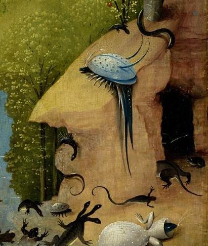El gran masturbador wikipedia la enciclopedia libre for El jardin de las delicias significado