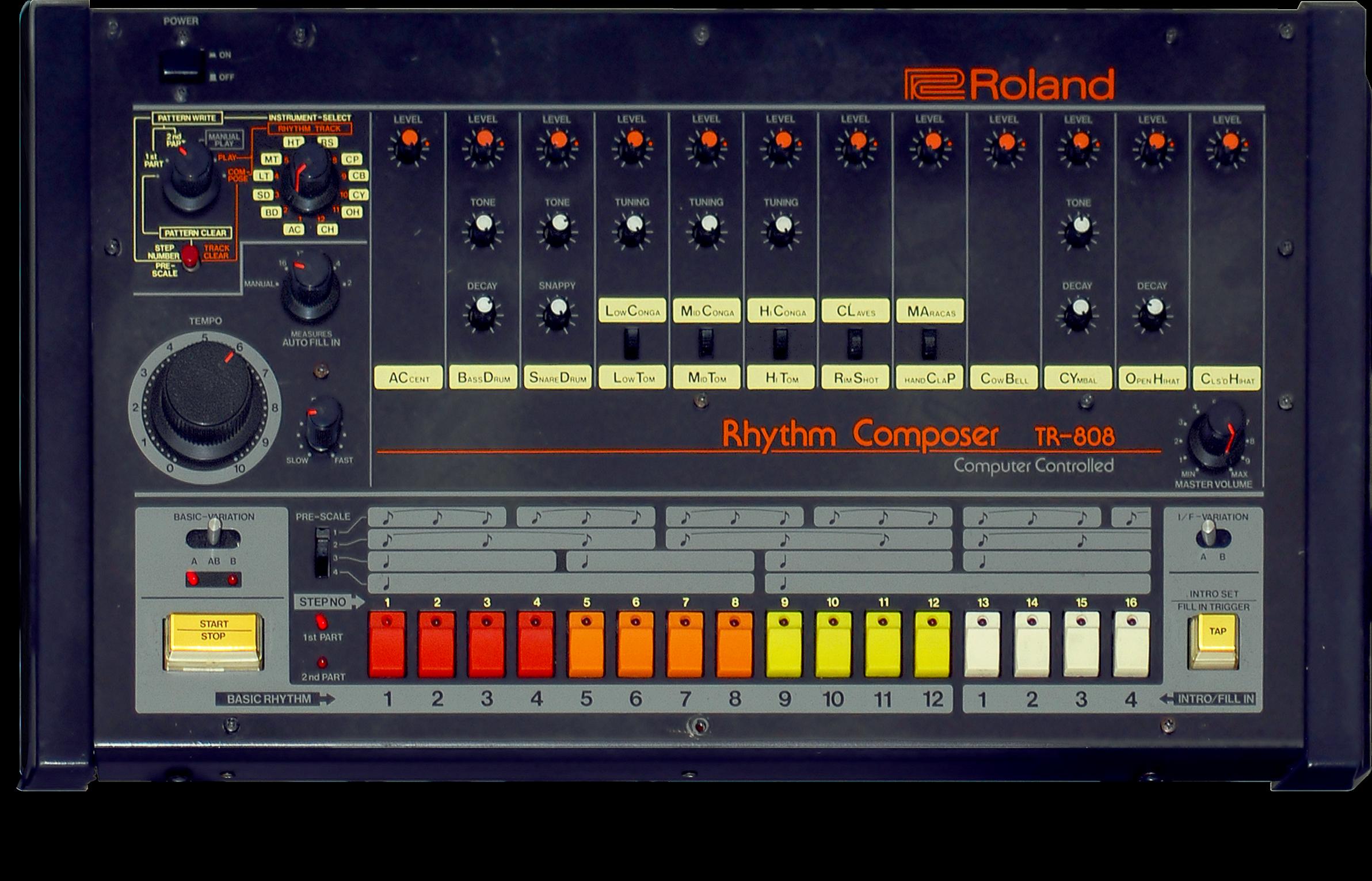 Roland-TR 808