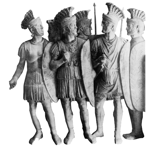 did the romans copy greek sculpture The rise of the roman empire saw the romans adopt the culture, art and traditions of the ancient greeks in 146bc, roman victory at the battle of corinth signalled the dominance of rome over the.