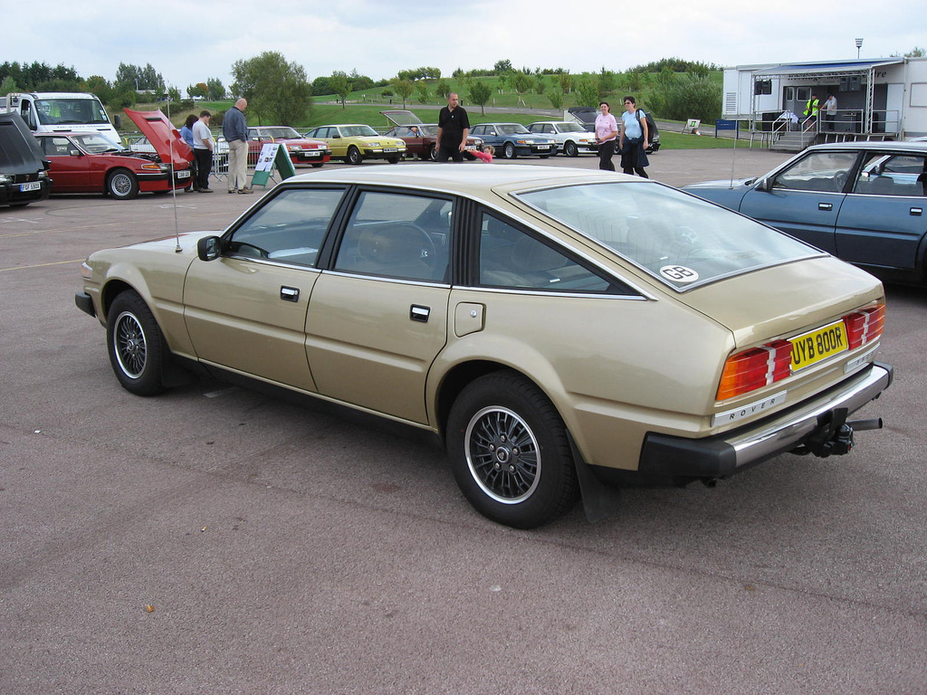 File Rover Sd1 Club Day Gold 5 Jpg Wikimedia Commons