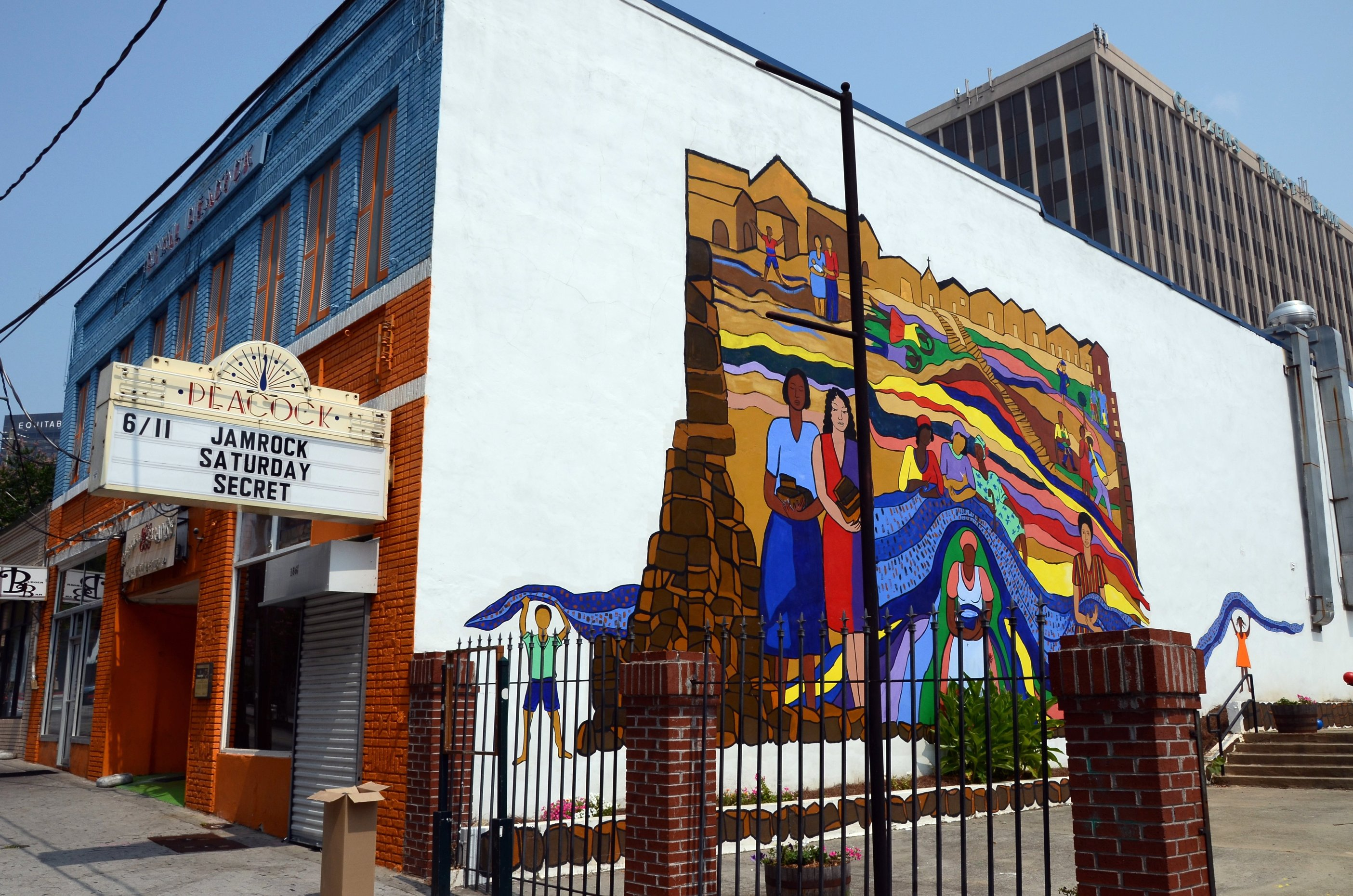 Image result for sweet auburn district