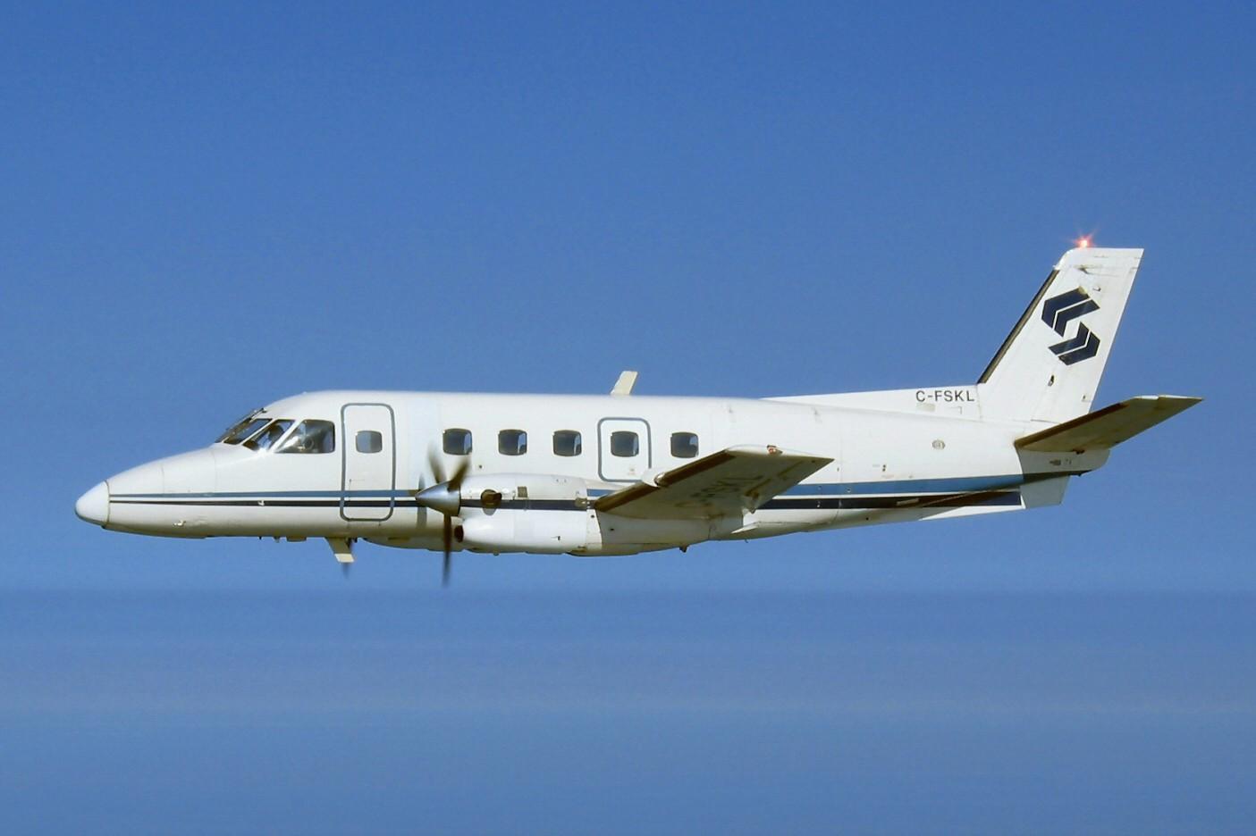 Embraer EMB 110 Bandeirante - Wikipedia