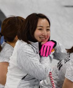 Satsuki Fujisawa Japanese curler