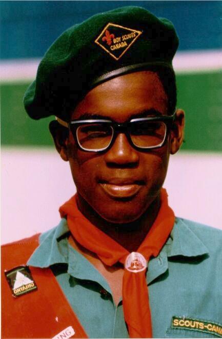 File:Scouts Canada Boy Scout in uniform 1976 jpg - Wikimedia