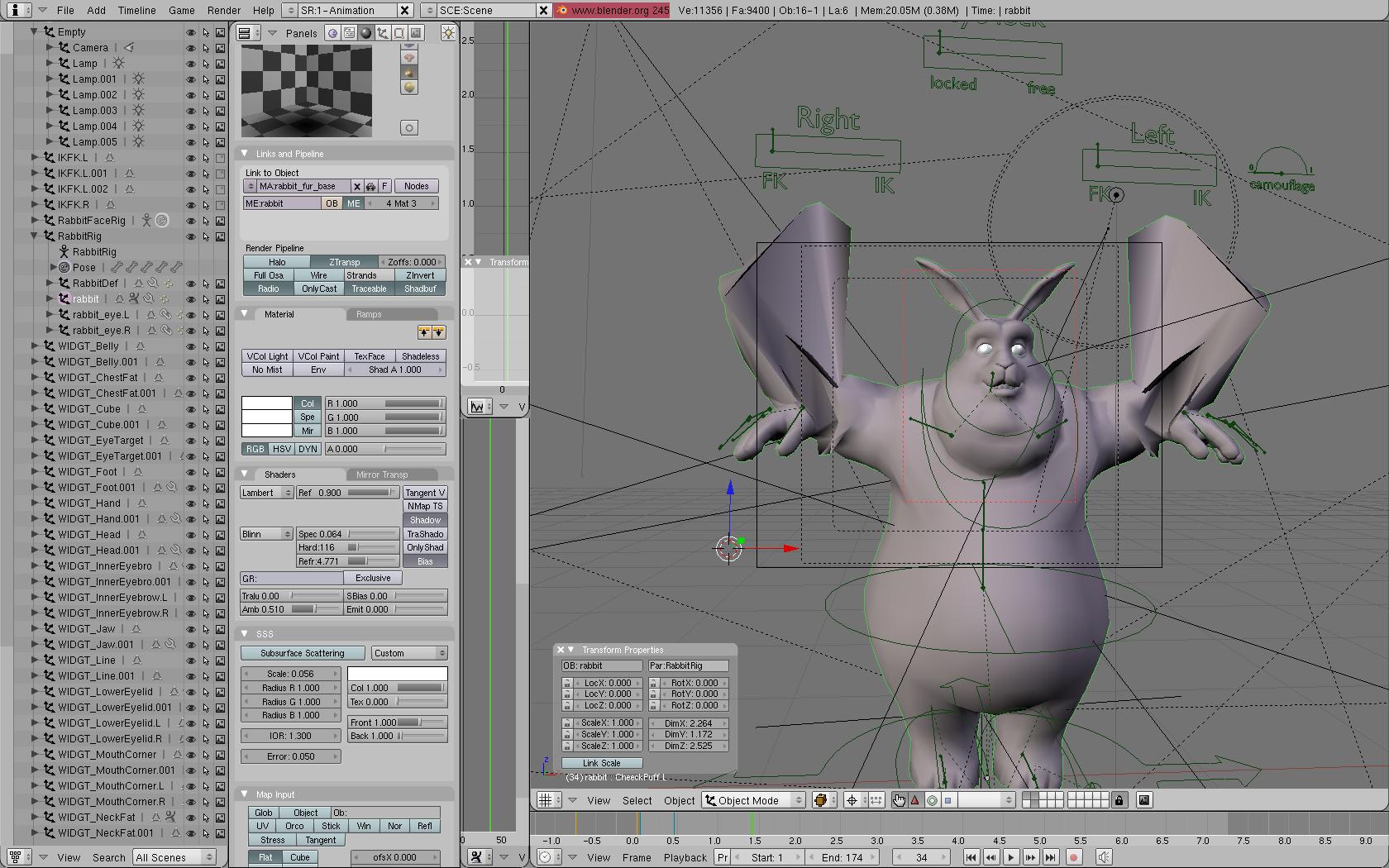 File:Screenshot_Blender_ _BigBuckBunny on 3d Design Free Source
