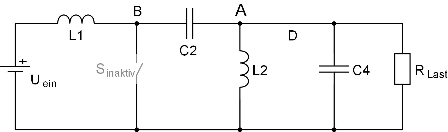 Help To Find Problem In Sepic Circuit Electronics Forum Circuits Is Thevenin Equivalent B