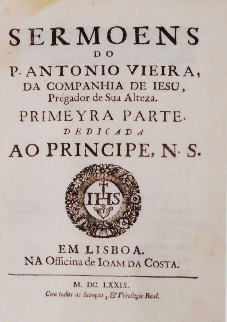 File:Sermões do Padre António Vieira da Companhia de Jesus ...