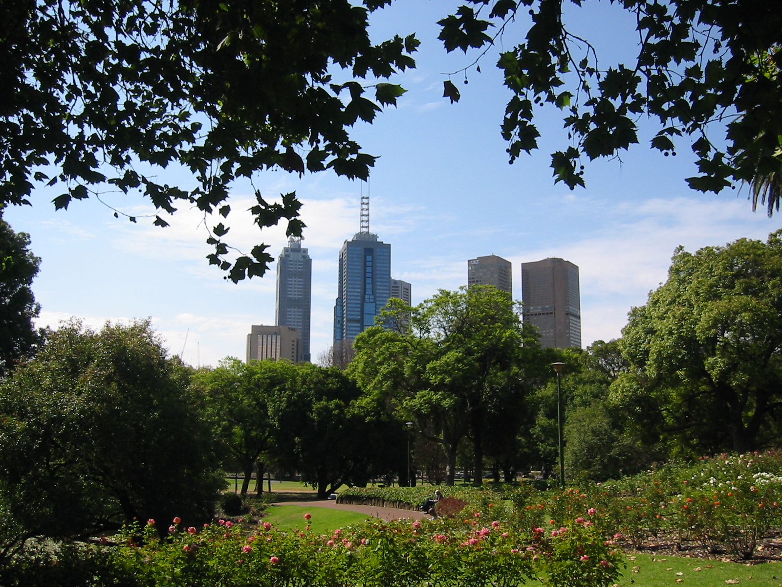 Parks And Gardens Of Melbourne Wikipedia