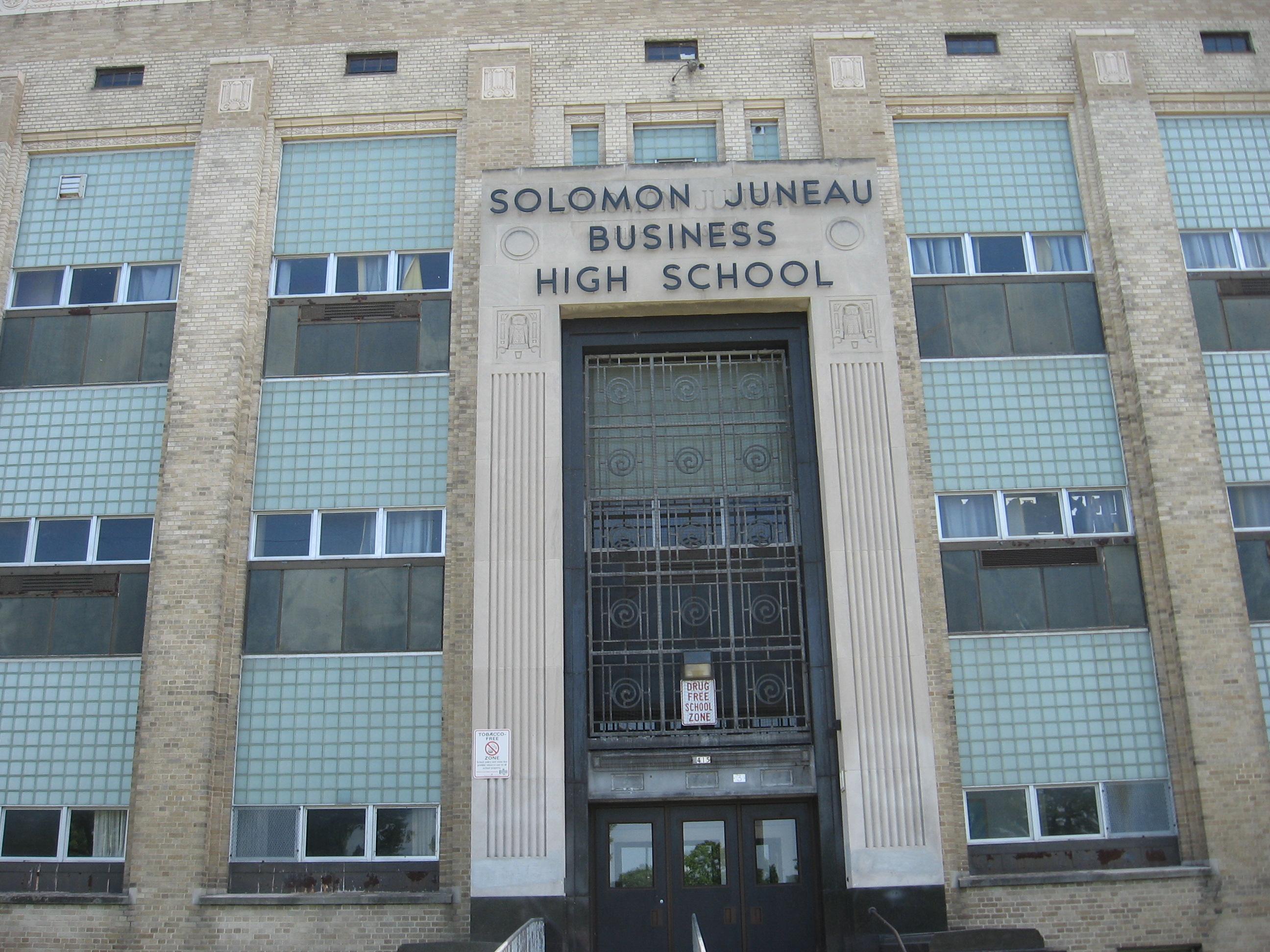 Filesolomon Juneau Business High School 2007jpg Wikimedia Commons