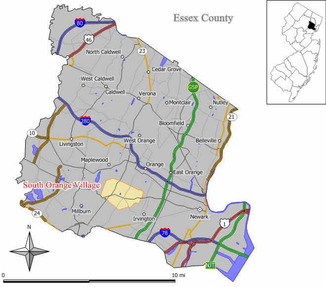 South Orange – Wikipedia on