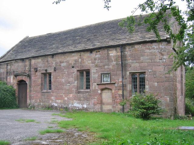 St Margaret's Chapel - Alderwasley - geograph.org.uk - 212928