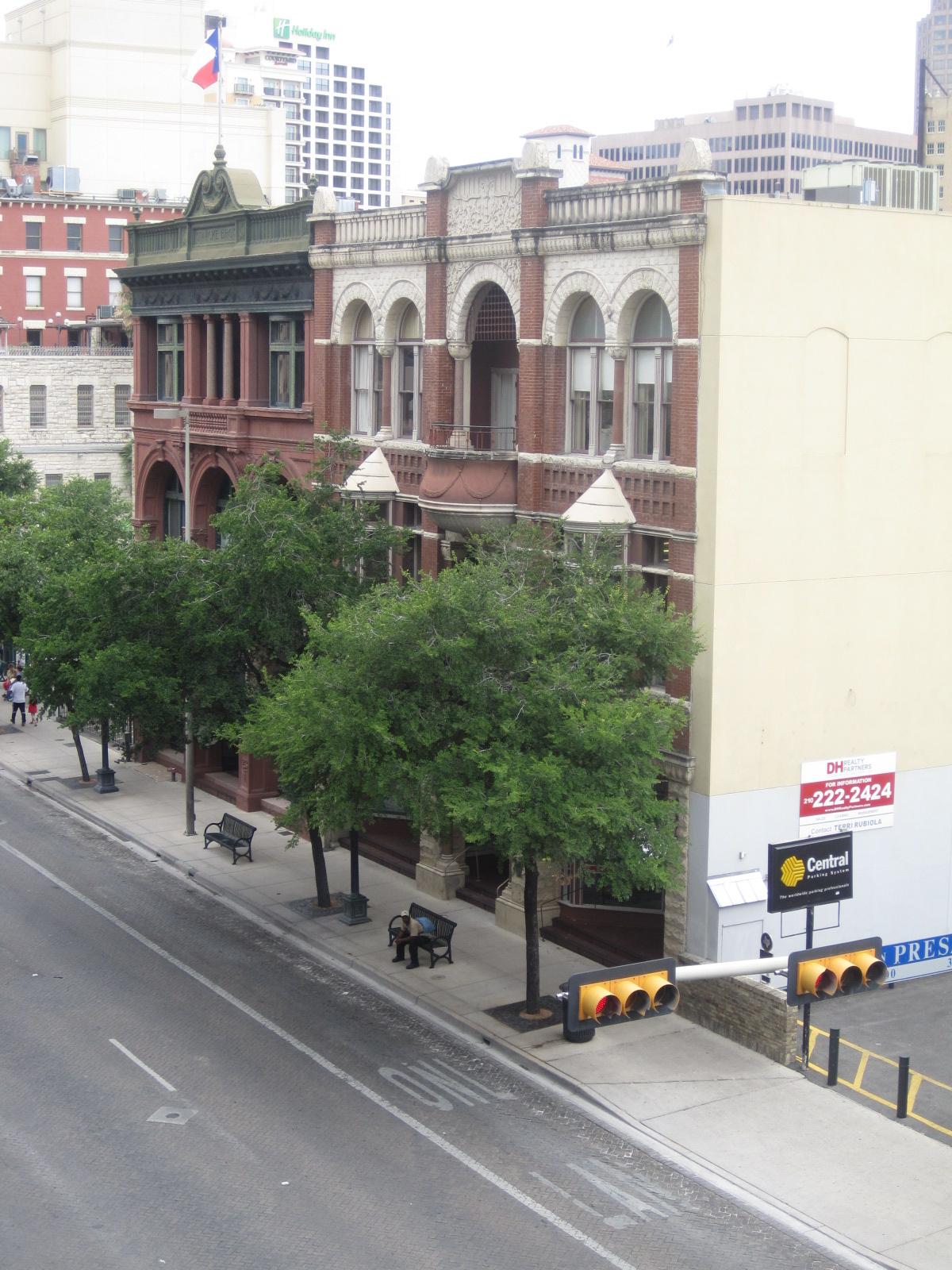 Stevens Building  San Antonio  Texas