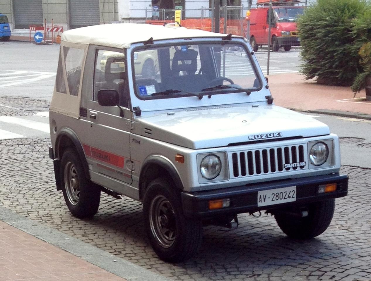 Suzuki Samurai For Sale Uk