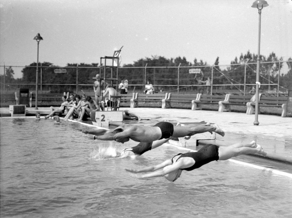 File Swimming Verdun Pool Banq Wikimedia Commons