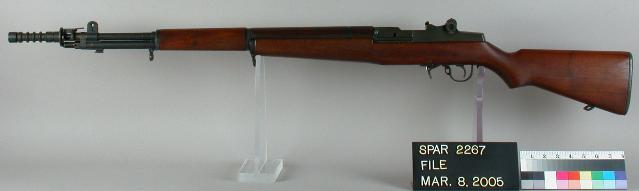 T20E2 Garand Prototype Rifle