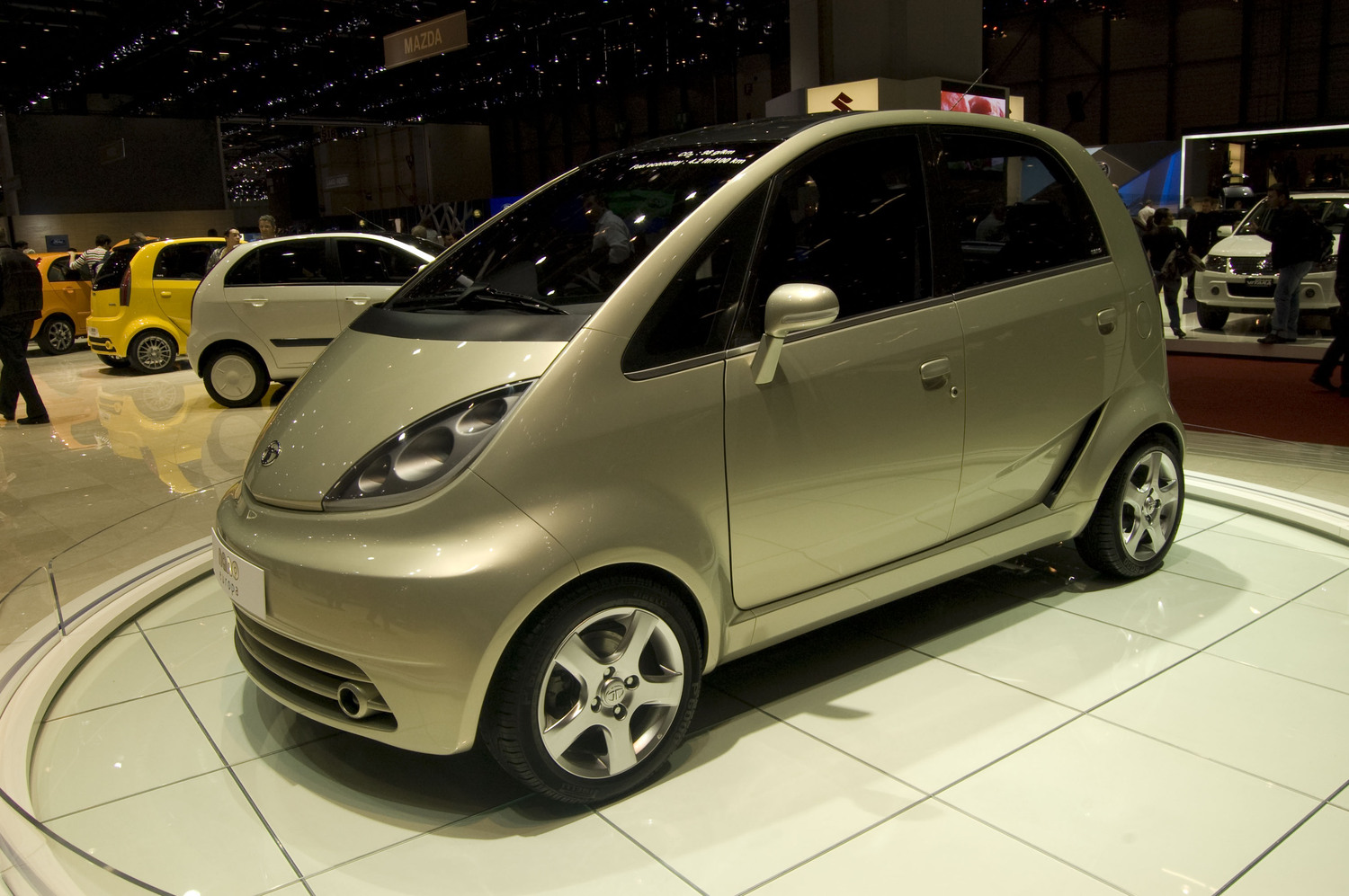 Tata Electric Car Price