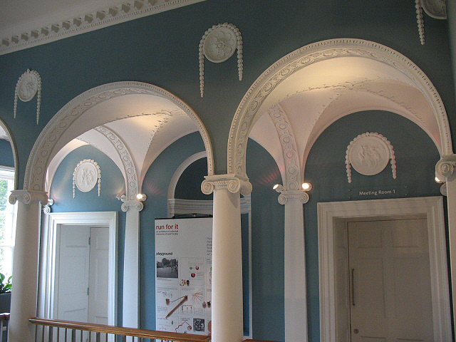 File:The Manor House, Lee - interior - geograph.org.uk - 1496802 ...
